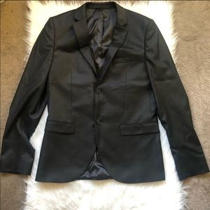 TopMen Dark Gray Suit Blazer